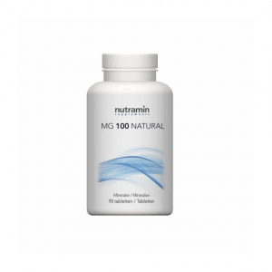 Nutramin Magnesium MG 100 Natural